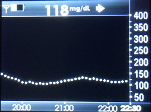 CGM Screenshot 1