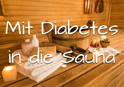 mit diabetes in die sauna. Black Bedroom Furniture Sets. Home Design Ideas